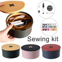 Sewing Notions & Tools Mini Kit Thread Stitches Knitting Needles Home Organizer Supplies Set For