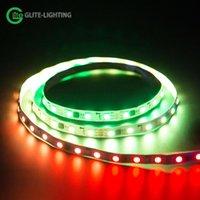 스트립 고품질 CE ROHS 디지털 주소 지정 스트립 프로그래밍 가능한 RGB 로프 조명 WS2811 12V 픽셀 LED 링