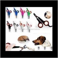 Dog Maison Home Jardin En Acier Inoxydable Clipper Chiens Chats Ciseaux Ciseaux Trimmer Pet Toilettage Fournitures Pour Animaux Health Drop Livraison 2021 QC5U0