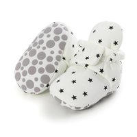 First Walkers White Baby Slippers Toddler Walking Shoes Girl Gift Walker Boy Accessories