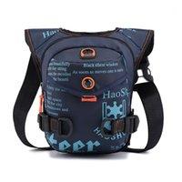 Men's Business Running Bag Mode Oxford Umhängetasche Outdoor Sports Fitness Rucksack Koreanische Taille Running1