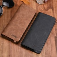 Wallets Thin Man Purse Long Young Students Card Bag Men's Bags For Men Purses And Handbags Luxury Designer