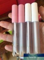 2.5 ml DIY 립글로스 플라스틱 상자 용기 빈 서리 낀 Lipgloss 튜브 분할 병 휴대용 립글로스 포장