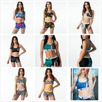 Kadınlar Ethika Tasarımcı Mayo İki Parçalı Pantolon Bikini Set Yelek Tank Top Sutyen Ve Şort Yüzme Takım Elbise Lüks Köpekbalığı Mayo Marka Beachwear C07