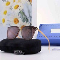 Eyewear ao ar livre 2021 Óculos de sol de luxo infinito 3524012-B10 Natural misturando chifre óculos lente 3.0 espessura na venda marca