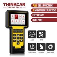 أداة التشخيص ThinkCar Thinkscan 600 OBD2 قارئ كود ABS / SRS ماسحة سيارة النفط / TPMS / إعادة تعيين الفرامل
