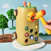 Juguete para bebés 13 24 meses Juguete de juego de mesa de martillo educativo musical 24 meses para bebés 1 año de juguete de juego para niños de 2 a 4 años