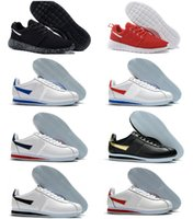 2021 Cortez OG Be True Mens Scarpe da corsa CLASSIC CORTEZS Nylon RM Bianco Varsity Royal Red Womens Premium Black Blu Lightweight Run Pelle BT QS Sneakers