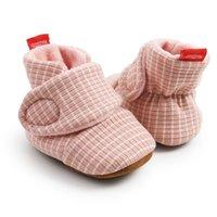 GDSDYM BAJOS BOTALES FIRST WALKERS CALIENTE INFANTIL COMBIERDO CRIB DE COMBACIONES PREVIAS PREWALKERS PREMIENTES DE INVIERNO Calzado interior Zapatillas de interior