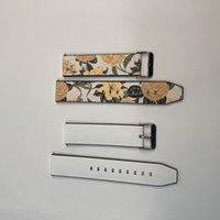 Sublimation watch watch band Trasferimento di calore personalizzato cinturino in pelle PU in pelle PU Smart Watchband K98