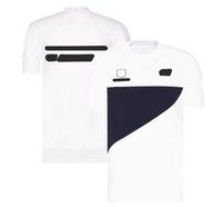 2021 F1 Formula Bir Patlayıcı Takım Takım Elbise Yeni Ürün Kısa Kollu Özelleştirilmiş Yarış Takım Elbise Açık Spor Off-Road T-shirt Özelleştirme