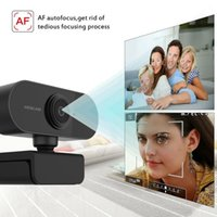 cam 1080P Full HD With Microphone USB Plug Web Cam PC Computer Laptop Desktop Mini Camera