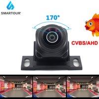 Smartour HD Auto Vista posteriore Telecamera Auto View View Telecamera Backup Reverse Fisheye AHD / CVBS Assistenza al parcheggio 170 Auto Vista posteriore Backup Camera