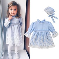 Our Flower Girl Princess Edges Kid Baby Party Wedding Gown Pageant Formal Es Children's Girls Casual Dress