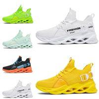 Moda traspirante Mens Donna Scarpe da corsa B2 Triple Black Bianco Verde Scarpa Outdoor Uomini Donne Designer Sneakers Sneakers Sport Fornitori Taglia Sneaker
