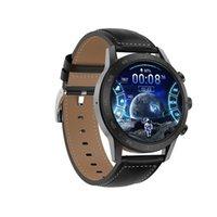 2021 new smart watch wireless charging dial smart watch IP68 waterproof men's fitness bracelet for Android Apple