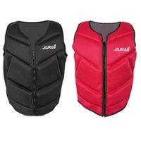 Life Vest & Buoy Convenient Neoprene Outdoor Swimming Buoyancy Fishing Jacket Sailing Kayak Rescue