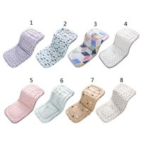 Stroller Parts & Accessories 57BF Baby Pad Cotton Mattresses Chair Cushion Seat For Prams Kids Trolley Mat
