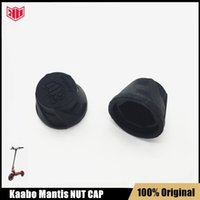 Original Kaabo Mantis NUT CAP Rubber Cover for Mantis 10 Mantis 8 Smart Electric Scooter Motor Screw Cap Cover Spare Parts