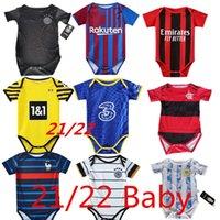 2021 베이비 키트 축구 유니폼 세트 Borussia Kids Suit 2022 소년 아동 축구 셔츠 21 22 유니폼 메시 6-18 월 999