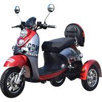 Elektrische Dreirad Erwachsene Fahrrad Haushaltsbatterie Fahrrad älterer Pick-up-Kinder-Start-Roller