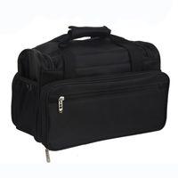اضافية كبيرة حلاقة أدوات التصميم حقيبة صالون مقص مشط المتقلب تخزين حالة المنظم يمكن عقد مجفف الشعر ترينينج رئيس حقيبة T190718