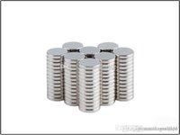DHL бесплатно неодимовый магнит постоянный N35 12 мм х 1,5 мм NDFEB супер сильные мощные магнитные магниты маленький круглый диск