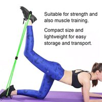 Accessories 8-Shaped Resistance Bands Home Chest Fitness Yoga Pull Rope Tube Rubber Muscle Training Stretching Gum Gym Workout W1