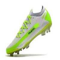 2021 최고 품질 남성 축구 신발 Mercurial Superfly Xiv 엘리트 FG 클리트 CR7 Neymar 축구 부츠 Scarpe Calcio