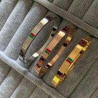 고품질 공장 도매 넓은 대형 대형 19cm 다이아몬드 팔찌 로즈 골드 실버 316L 스테인레스 스틸 결혼식 쥬얼리 여성 망 팔찌