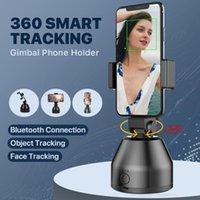 Smart AI Gimbal Robot Personal Robot Cameraman 360 Rotazione Rotazione Tracciamento Telefono Telefono Supporto per telefono Mobile Accessori Selfie Monopodi
