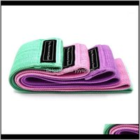 Resistance Bands Durable Circle Yoga Antislip Gym Fitness Rubber Band Exercises Braided Elastic Hip Lifting Resistance1 Ndtud K5T3C