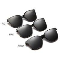 Nuovo GM 2021 Rete Reds Stessi occhiali da sole femminili moda coreana in nylon anti uv frigo per uomini e donne