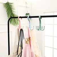 Belt Hanger Scarf Tie Rack Holder Hook For Closet Organizer 360 Degree Rotating Swivel Clothes HUG-Deals Hooks & Rails