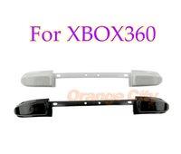 عالية quanlty lb rb زر ل xbox360 وحدة تحكم سلكية ولاسلكية ل xbox 360 أزرار إصلاح أجزاء عصا التحكم بالأبيض والأسود