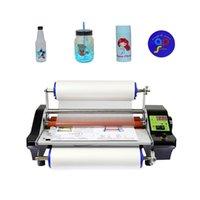 Impressoras A3 A4 UV DTF Roll Laminating Machine para Impressora Caneca de vidro de transferência de filme Impressão