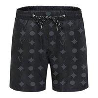 2021 Mens Designers Shorts Verão Secagem Rápida Swimwear Impressão Board Calças de Praia Homens Nadar Curto Tamanho M-XXXL