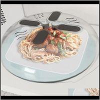 أدوات المطبخ الأخرى المغناطيسي مع فتحات البخار غطاء رش الحارس الميكروويف تحريك مكافحة الاخرق غطاء UNUDV SG3MR