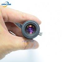 Menu 600TVL Sony CCD Couleur 2090 + 639 \ 638 Mini caméra CCTV 9-22mm Manuel Varifocal ZOOM ZOOM APPRAT INDUSTRIEL