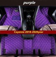 AAA Suitable for Porsche Cayenne 2018-2020year customized non-slip non-toxic floor mat car