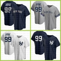 Nuevo Jersey de béisbol de York Yankee 99 Aaron Juez Derek Jeter Gerrit Cole DJ Lemahieu Gleyber Torres Don Mattingly Clint Frazier 2022