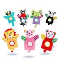 Pupones para bebés recién nacidos reconfortantes para padres niño actividad peluche juguetes