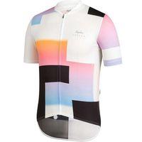 Rapha Team Men's Cycling Jersey Roading Roading Рубашки MTB Велосипеды Быстрые сухие Открытый Дышащий короткие рукава Наряды велосипеда Rapo Ciclismo S21040532