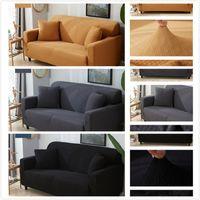 Chair Covers Waterproof Sofa Cushion Cover Anti-slip Pet Pad Diaper Four Seasons Towel Nordic Universal Solid Color