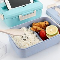 Dinnerware Sets Thermal Bento Box Students Cutlery Lunch Portable School Picnics Insulation Container Breakfast Dinner