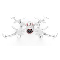 SYMA-Original-Paket X22W RC-Hubschrauber Quadcopter DRONE FPV WiFi Echtzeitübertragung Kopfloser Modus Heben Sie die Drohnen mit Kammer