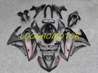 Free Custom fairings kit ABS Injection Bodywork Fairing kits for YAMAHA R3 R 25 R-3 r-25 2014 2015-2016-2017-2018 Cowling Black Red