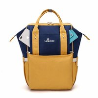 Diaper Bags Mommy Bag Mother And Baby Large Capacity Shoulder Female Fashion Multifunctional Outing Backpack