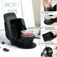 Coffeware Sets Coffee Capsule Converter Adapter fit for Nespresso Dolce Gusto C0ffe Machines
