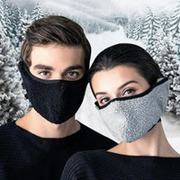 Winter Warm Face Earmuffs Protection Ear Muffs For Women Warm Mask Two-in-one Earmuffs Face Ear Cover Winter Party Masks